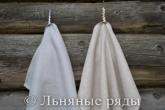 полотенце изо льна