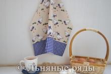 кухонное полотенце гусики