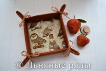 хлебница совы