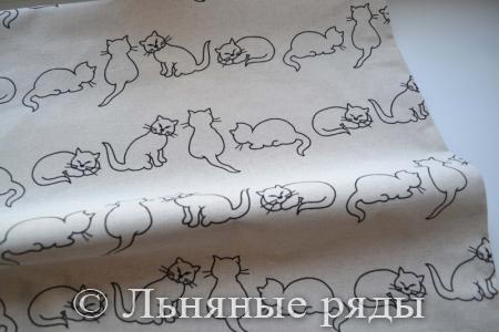 лен кошки
