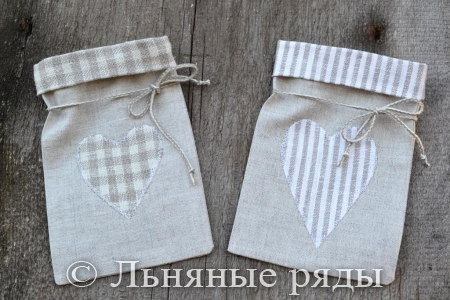 Мешочки для упаковки
