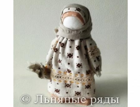 обережная куколка