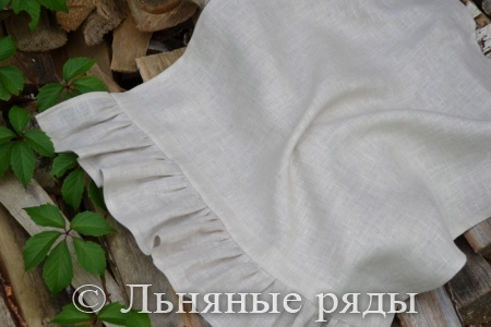 полотенце бежевое