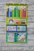 панно в детскую карандаши